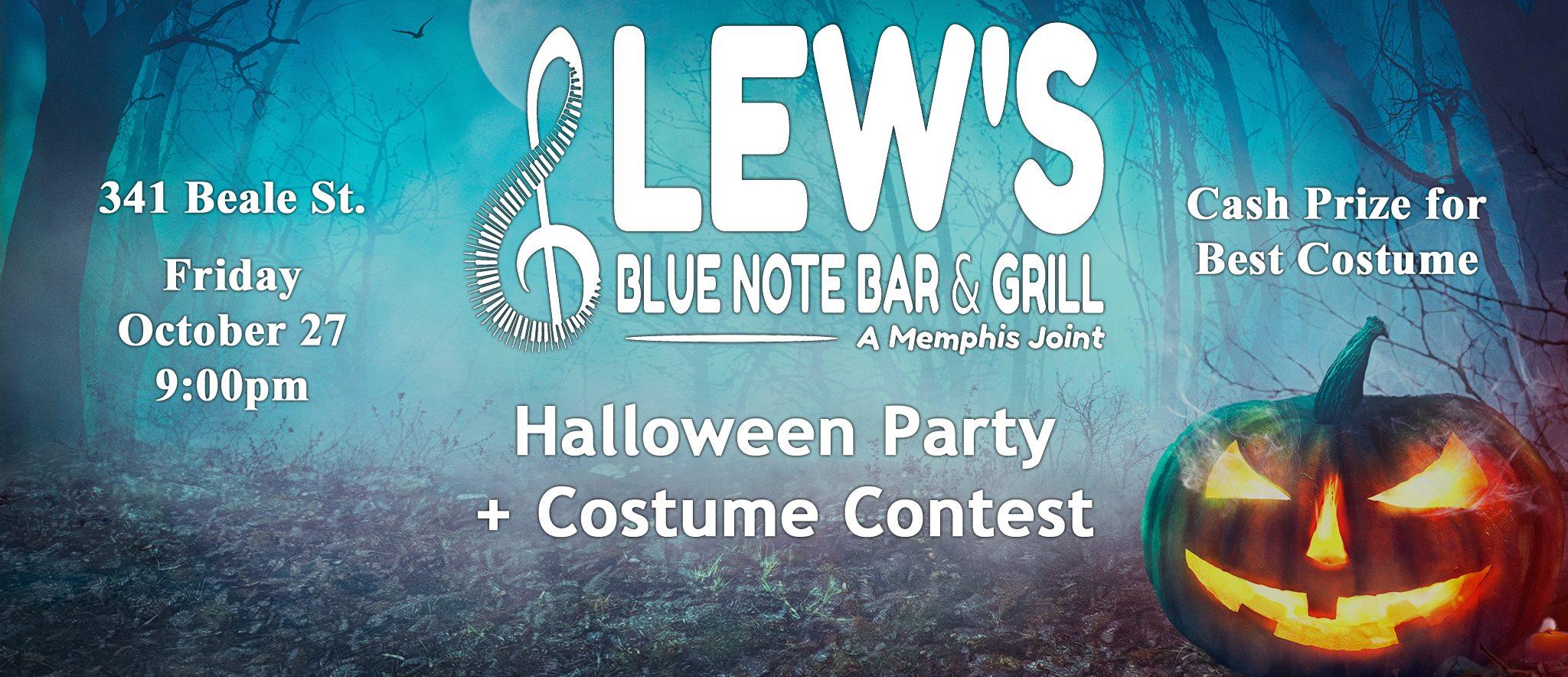 Halloween Events In Memphis Tn